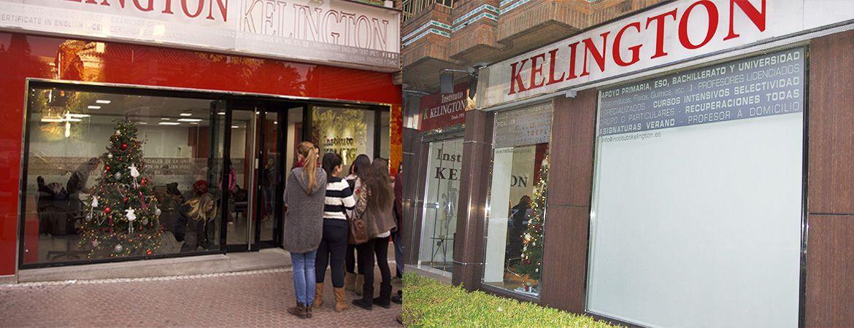 Instituto Kelington sedes