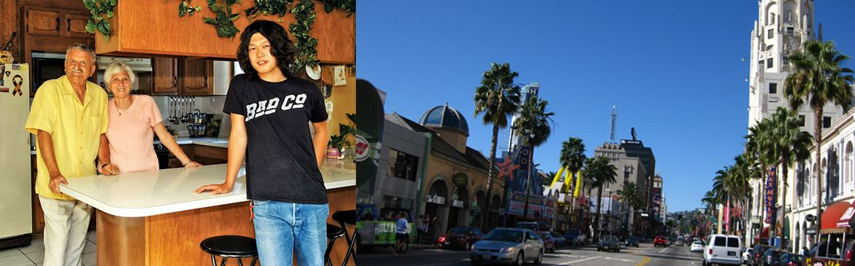 Cursos en el extranjero - Los Angeles