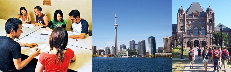 Curso en el extranjero - Toronto