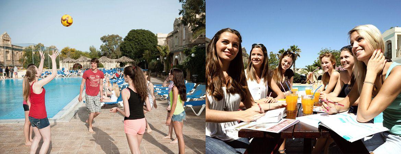 Cursos en el extranjero - Malta